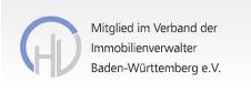 Logo Verband der Immobilienverwalter Baden-Württemberg